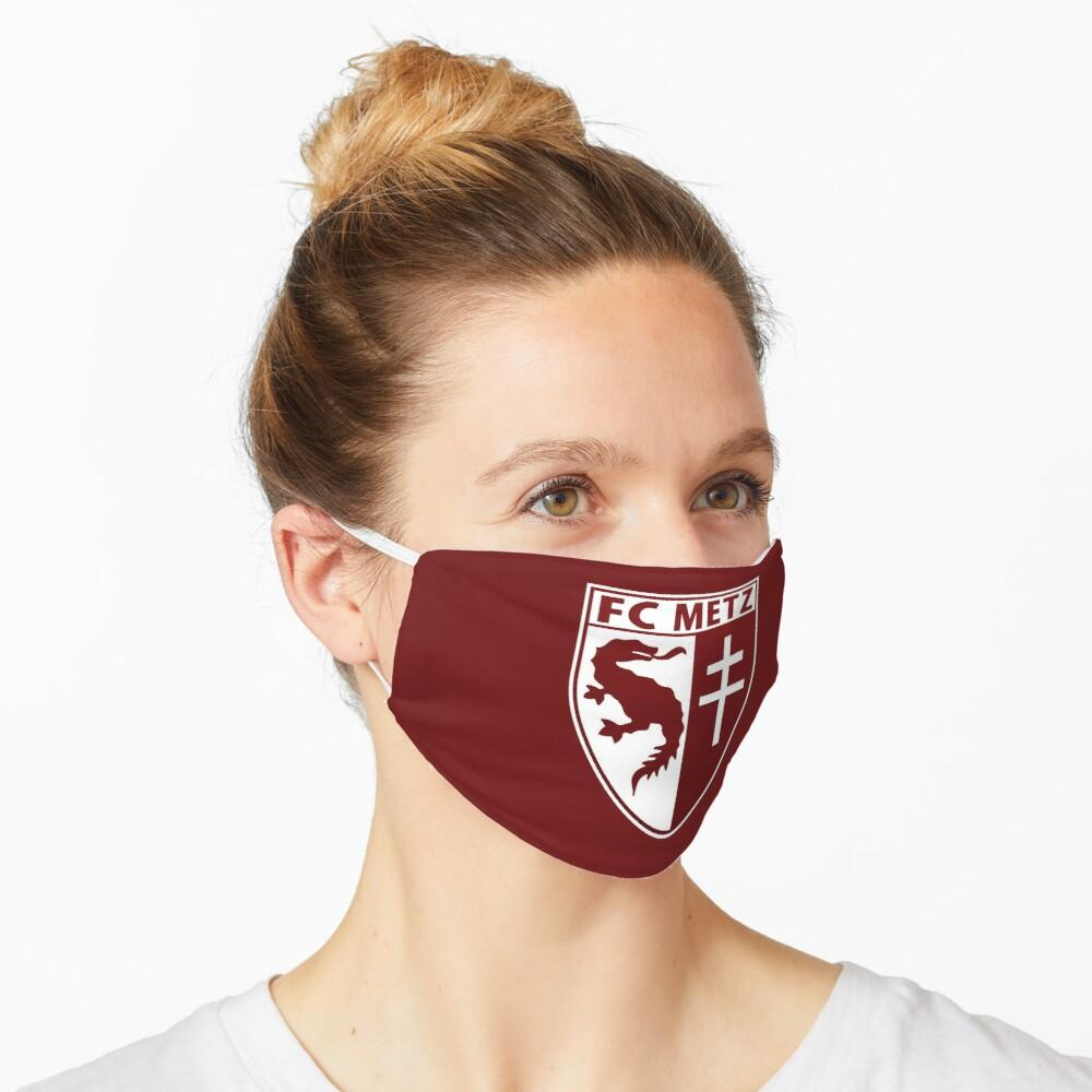 FC METZ MASQUE FOOTBALL 2020 LIGUE 1