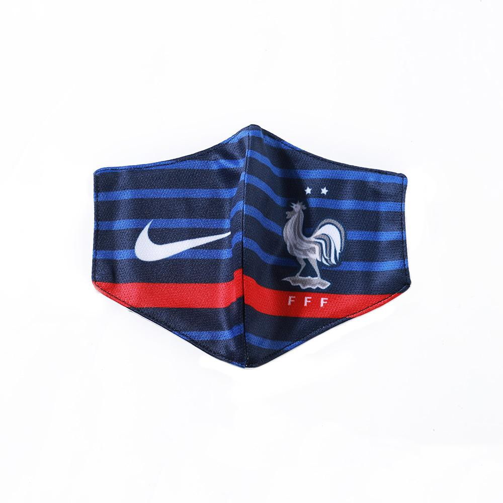 Masque Equipe de France Foot FFF 2021 freeshipping - Foot Online