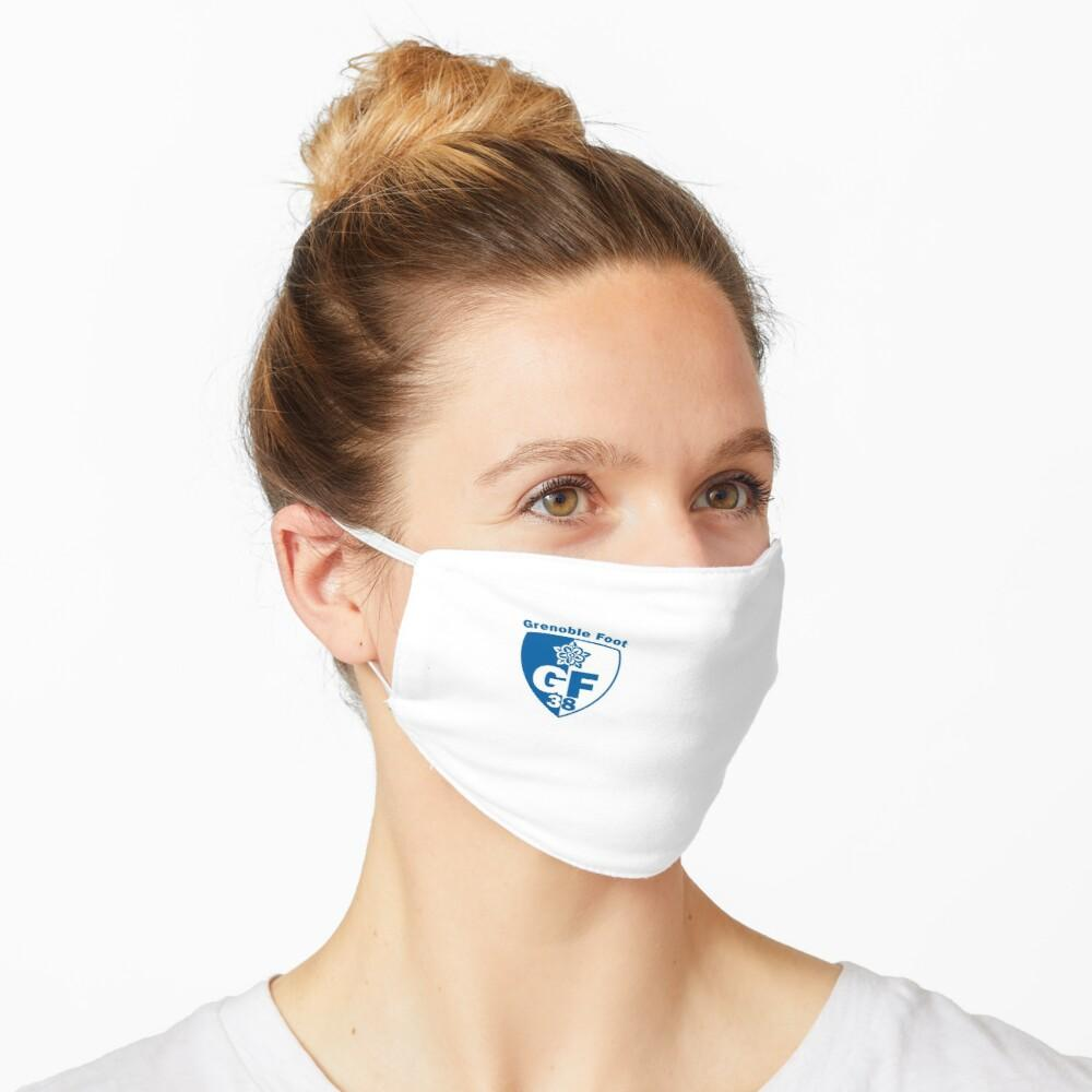 Grenoble Foot 38 Masque Football 2020 Ligue 2 GF38 freeshipping - Foot Online