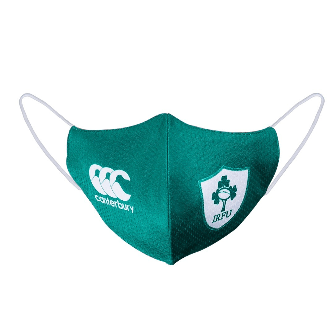 Irlande Masque de Rugby 2020 Canterbury freeshipping - Foot Online