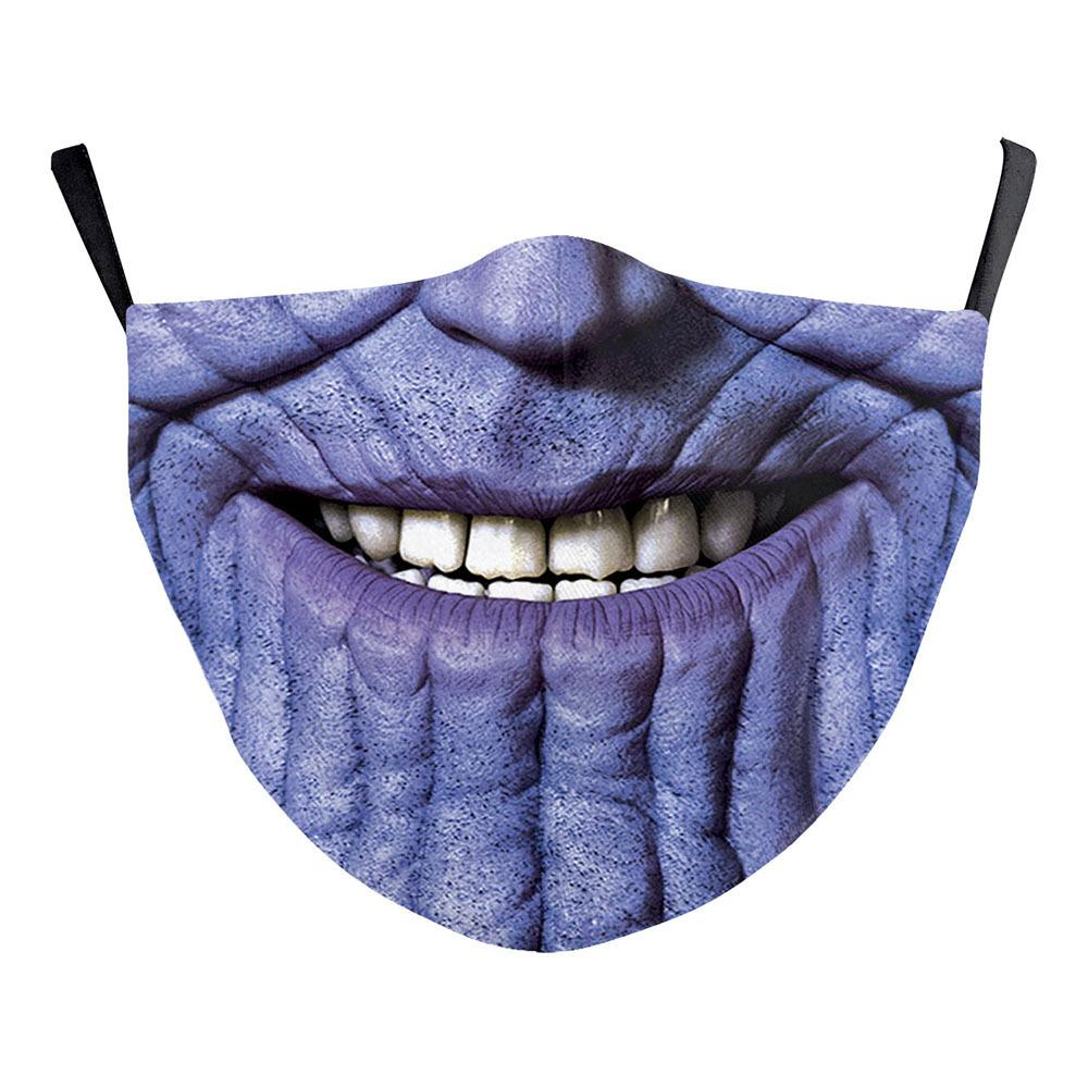 Thanos Masque Covid 19 - Adulte/Enfant Disney Marvel © freeshipping - Foot Online