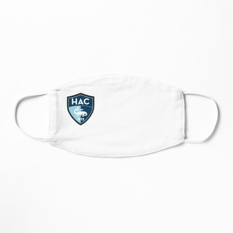 Le Havre Masque Football 2020 Ligue 2 HAC freeshipping - Foot Online