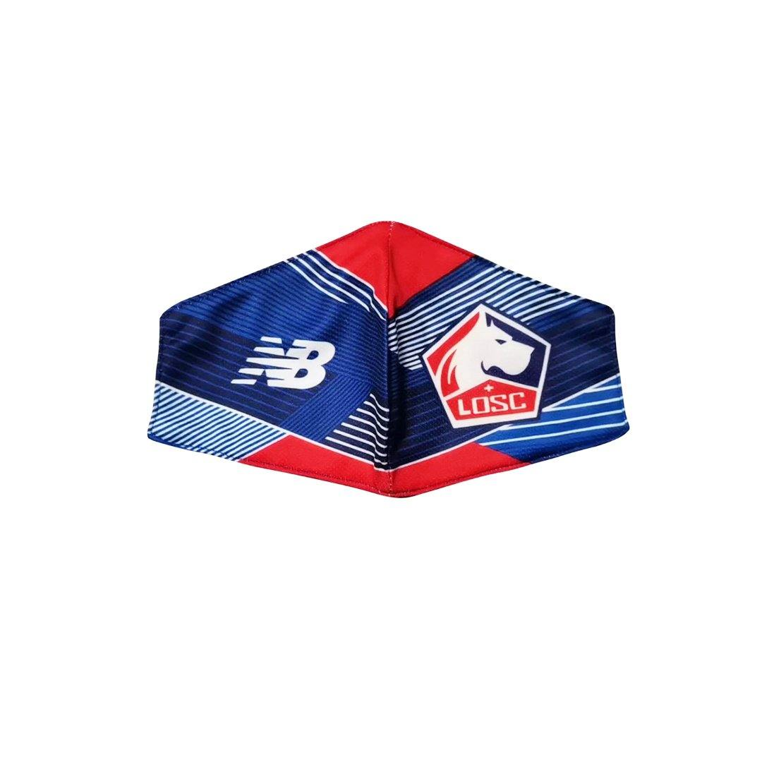 Lille LOSC Masque de Foot NB 2020 freeshipping - Foot Online