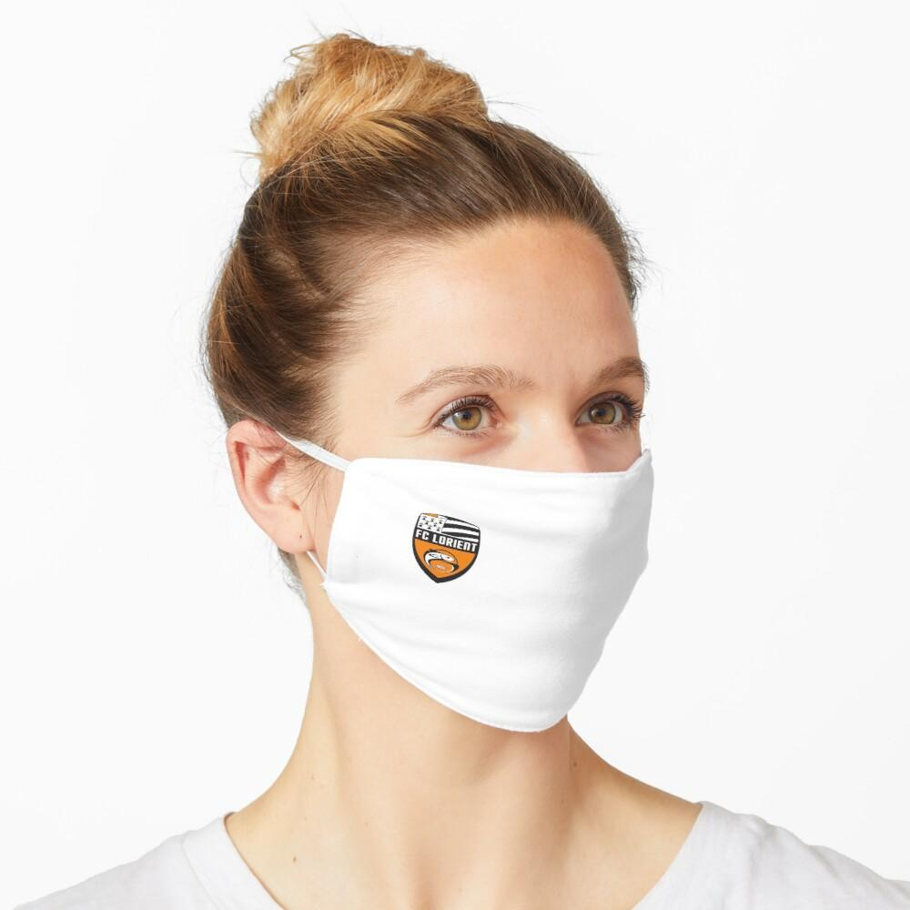 Lorient FC Masque Football 2020 Ligue 2 freeshipping - Foot Online