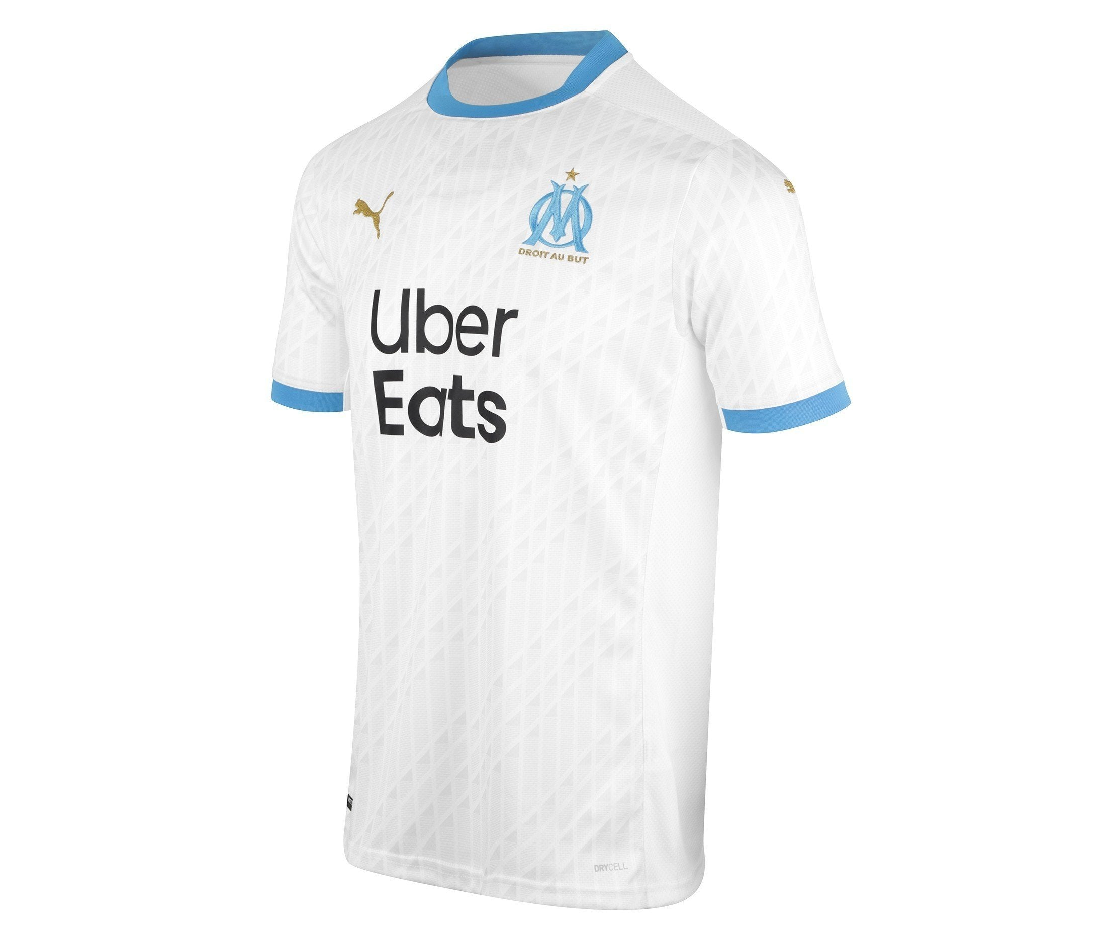 Maillot Marseille OM Domicile 2020 - 2021 Homme Puma freeshipping - Foot Online