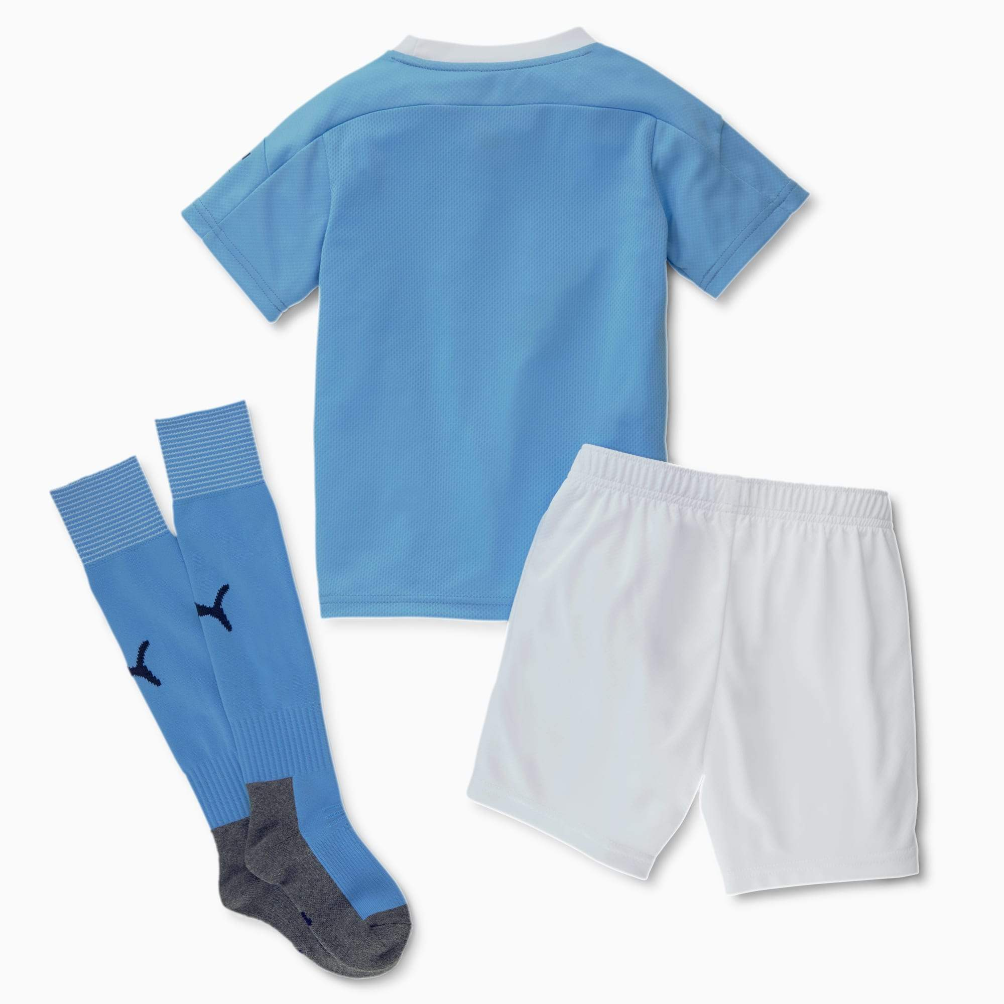 Maillot Kit Manchester City Domicile 2020 2021 - Enfant freeshipping - Foot Online