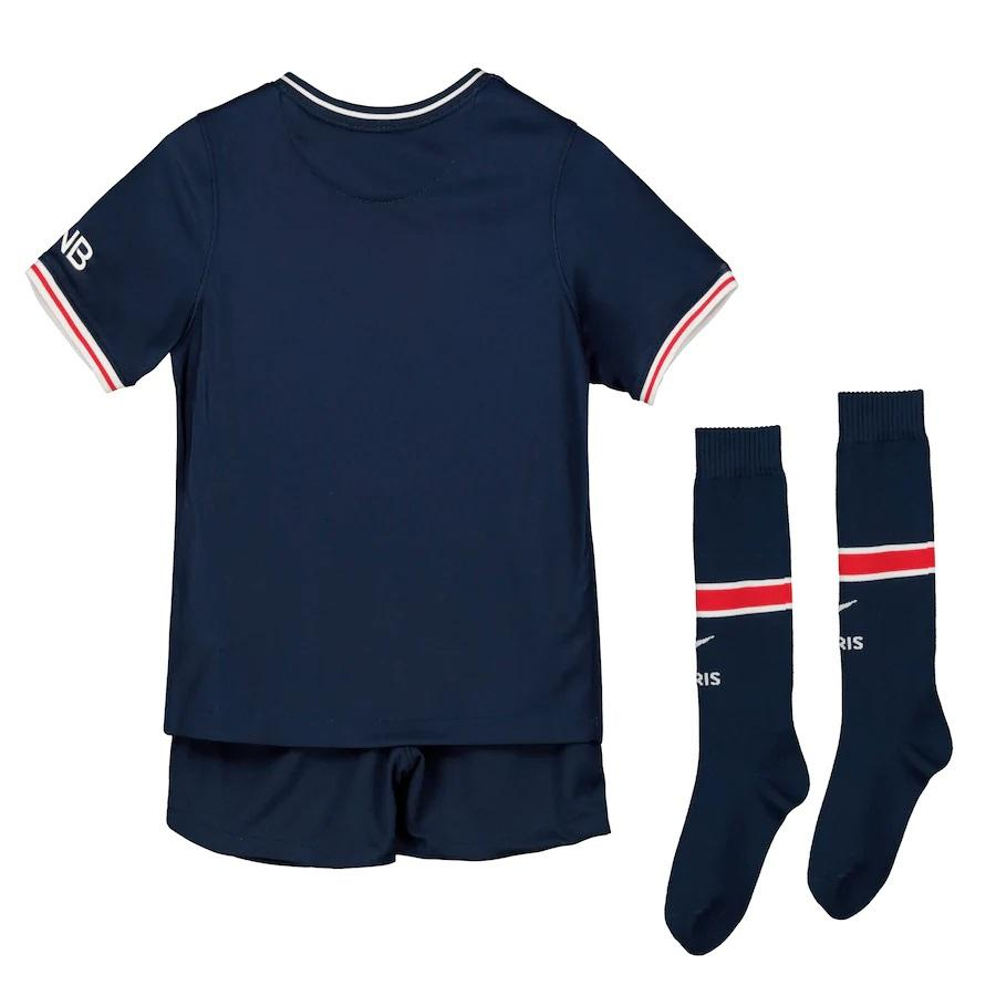 MAILLOT KIT PARIS SAINT GERMAIN PSG DOMICILE 2020 2021 - ENFANT