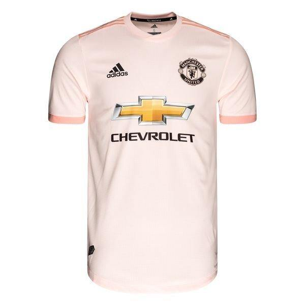 Manchester United Maillot Extérieur 2018/19 Homme (Champions LEAGUE) freeshipping - Foot Online