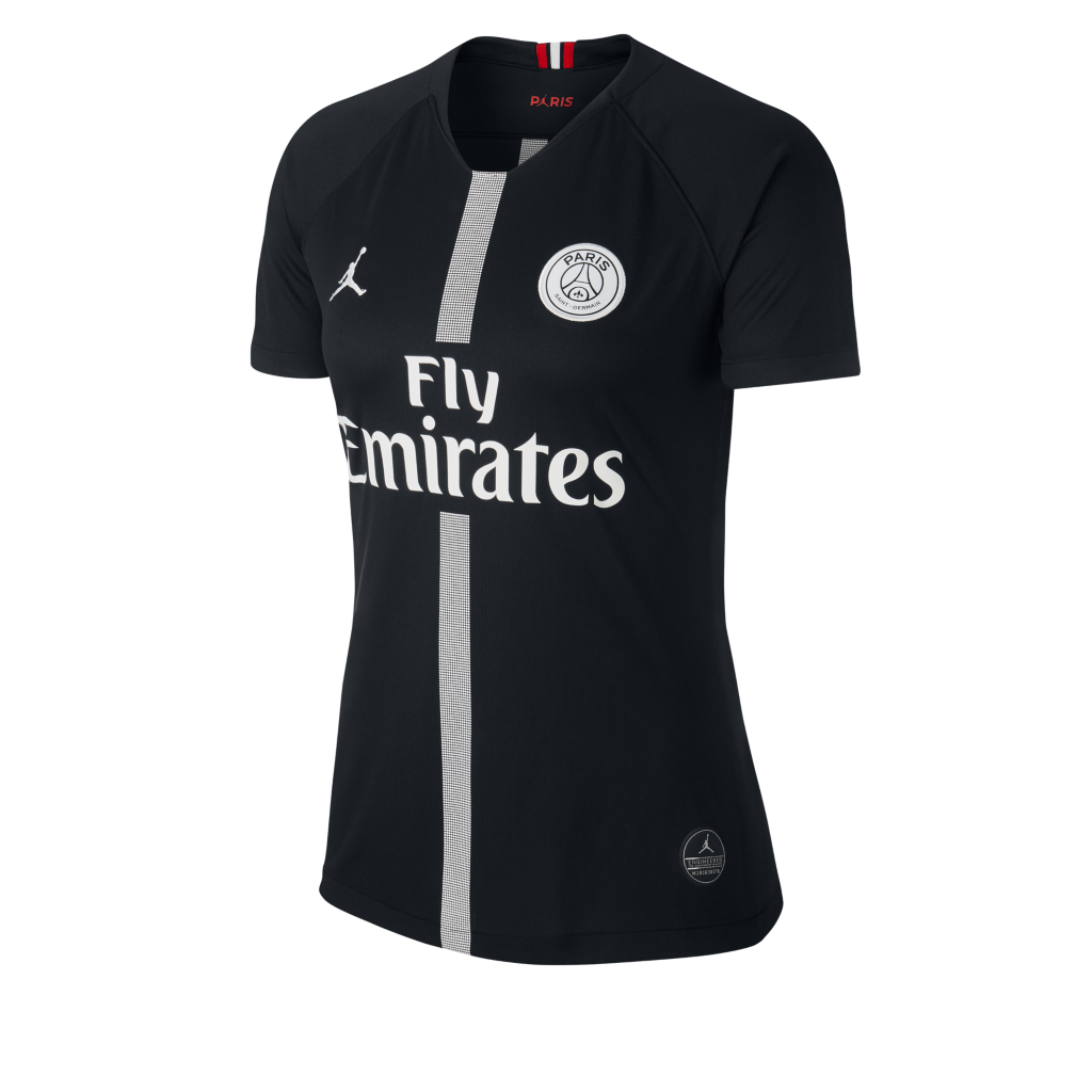 Maillot PSG x Jordan Femme 2018/19 UEFA Champions League freeshipping - Foot Online