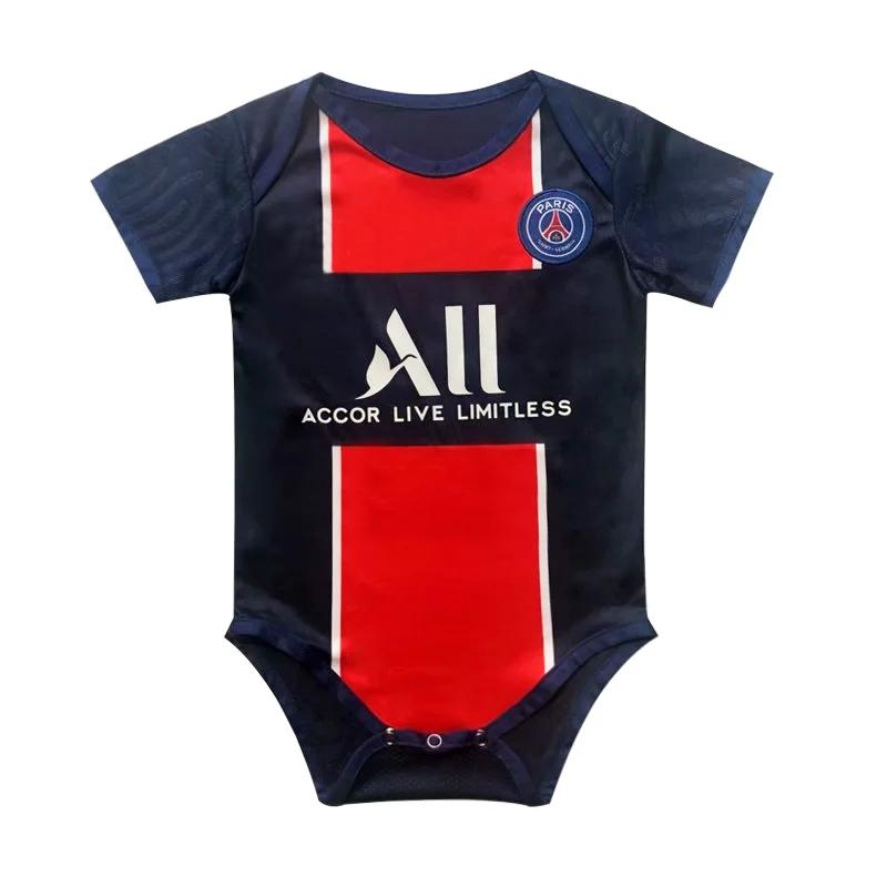 Body Bebe Paris PSG 2021 Bleu Nike freeshipping - Foot Online