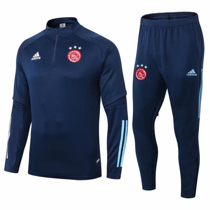 Survetement Ajax Amsterdam Adidas 2021 Junior/Enfant Foot Online freeshipping - Foot Online