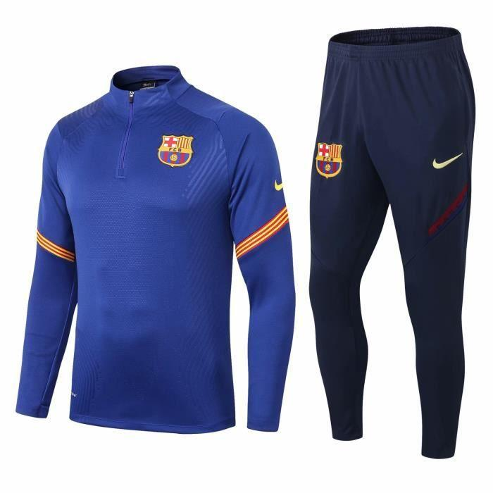 Survetement Barcelone Nike 2021 Junior/Enfant Foot Online freeshipping - Foot Online