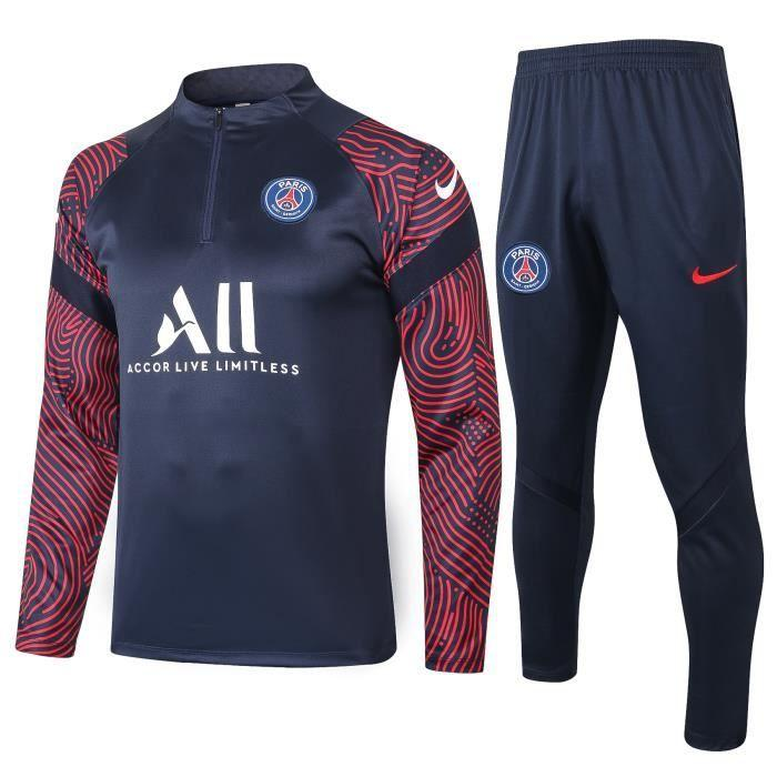 Survetement Paris Saint Germain Nike Foot 2021 Homme Foot Online freeshipping - Foot Online