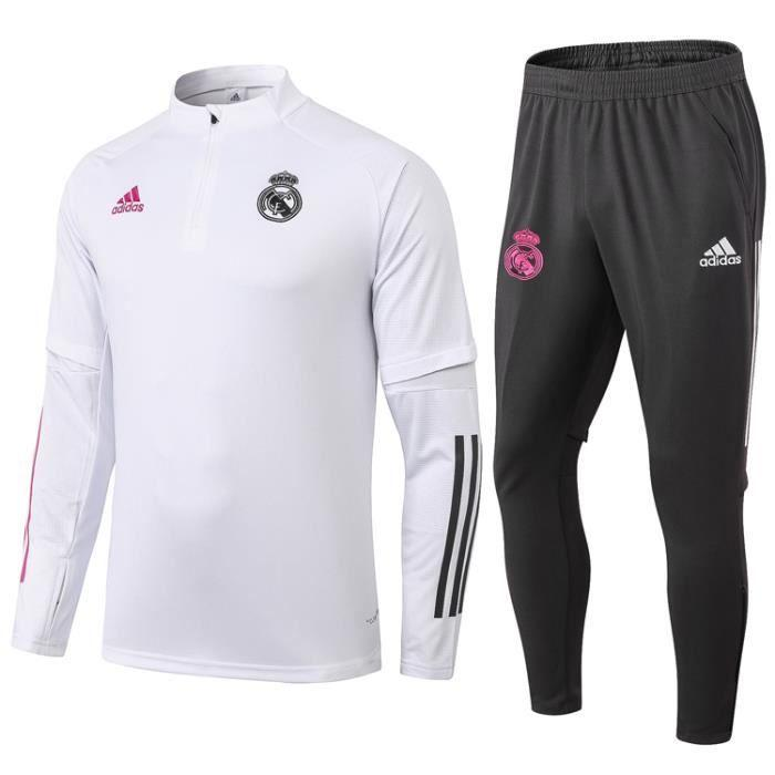 Survetement Real Madrid Adidas 2021 Homme Foot Online freeshipping - Foot Online