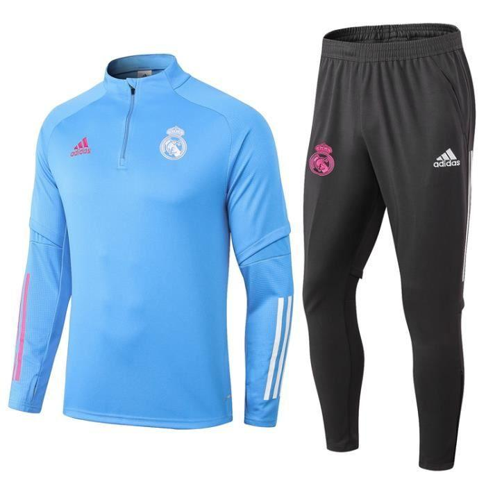 SURVETEMENT REAL MADRID ADIDAS 2021 HOMME SOCCER CENTER