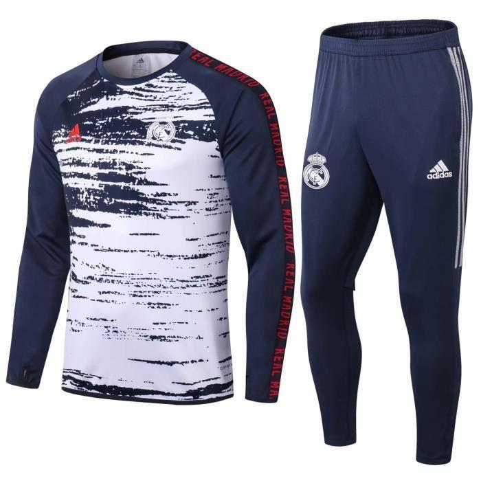 Survetement Real Madrid Adidas 2021 Junior/Enfant Foot Online freeshipping - Foot Online