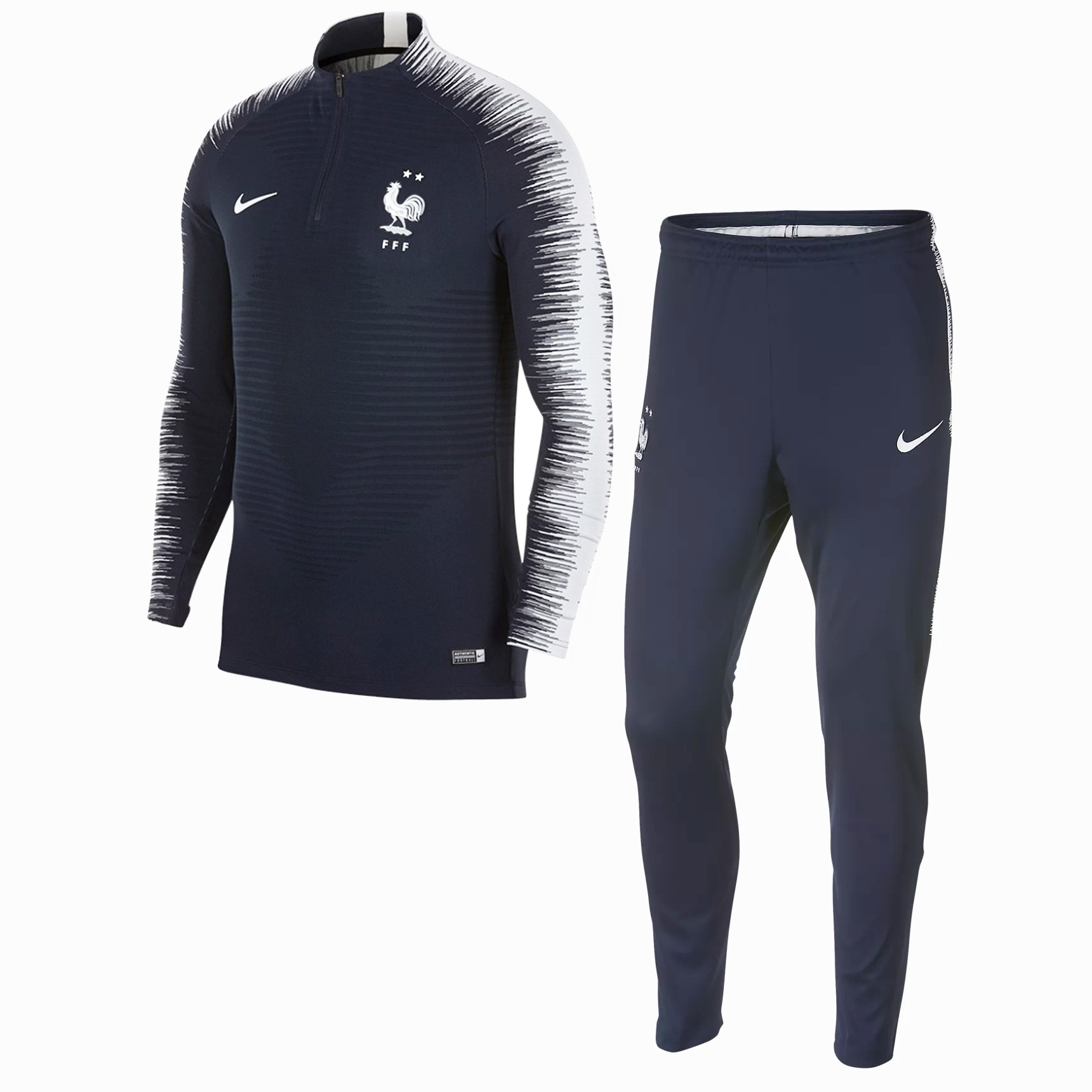 SURVETEMENT FRANCE JUNIOR (2 ÉTOILES) 2018/2019 SOCCER CENTER