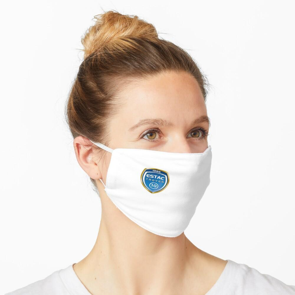 Troyes ESTAC Masque Football 2020 Ligue 2 freeshipping - Foot Online
