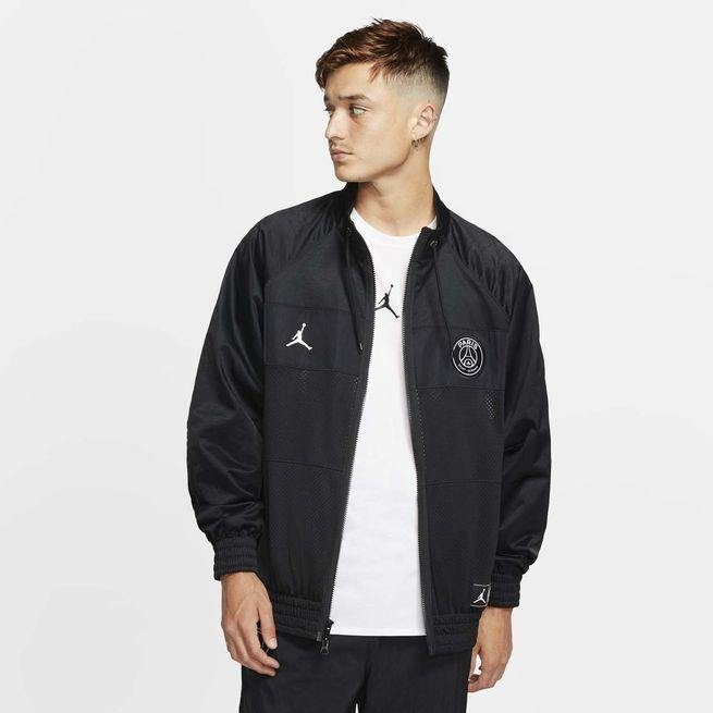Coach Jacket PSG x JORDAN 2020 NIKE Jumpman Foot Online freeshipping - Foot Online