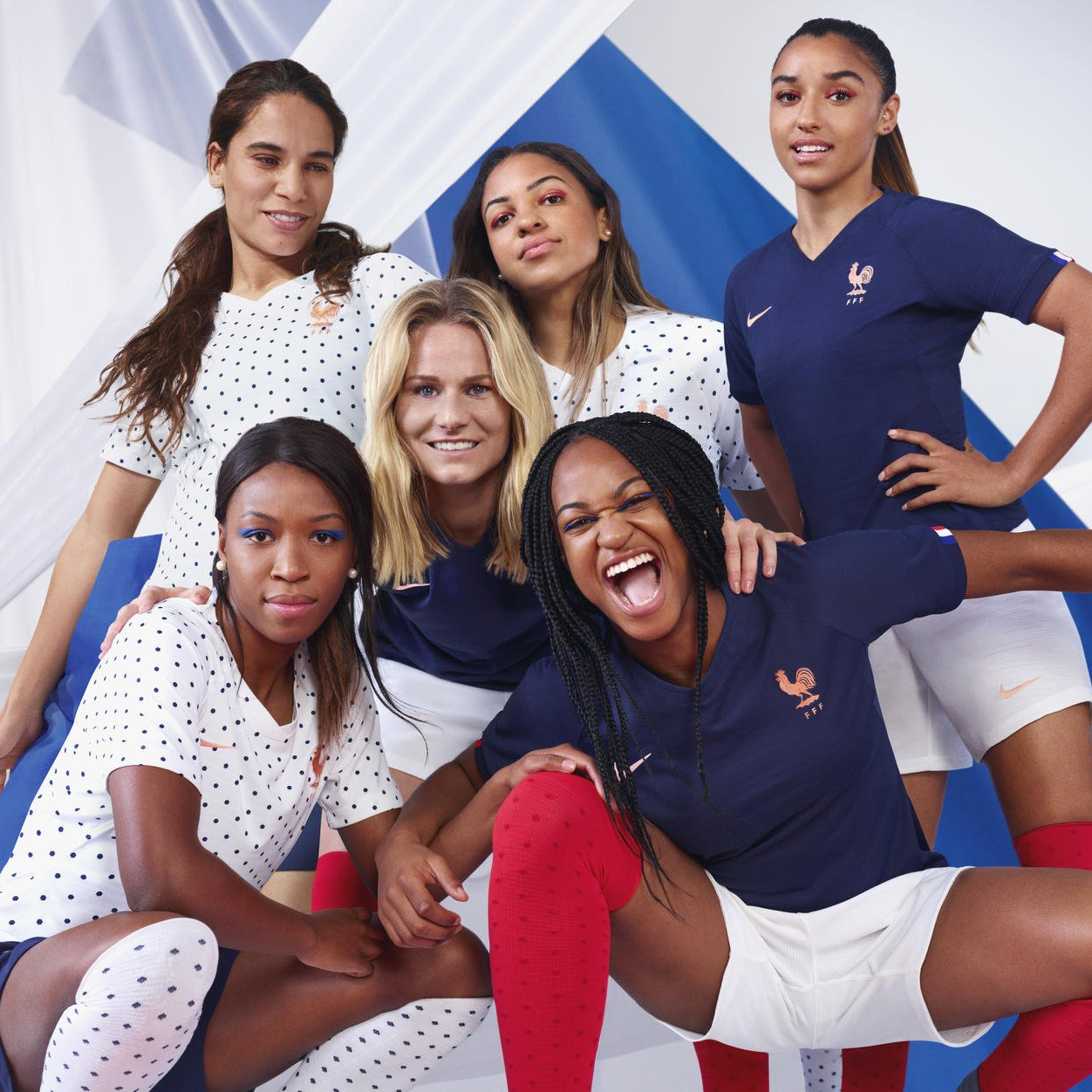 Maillot Femme France 2020 Nike Football Foot Coupe Du Monde freeshipping - Foot Online