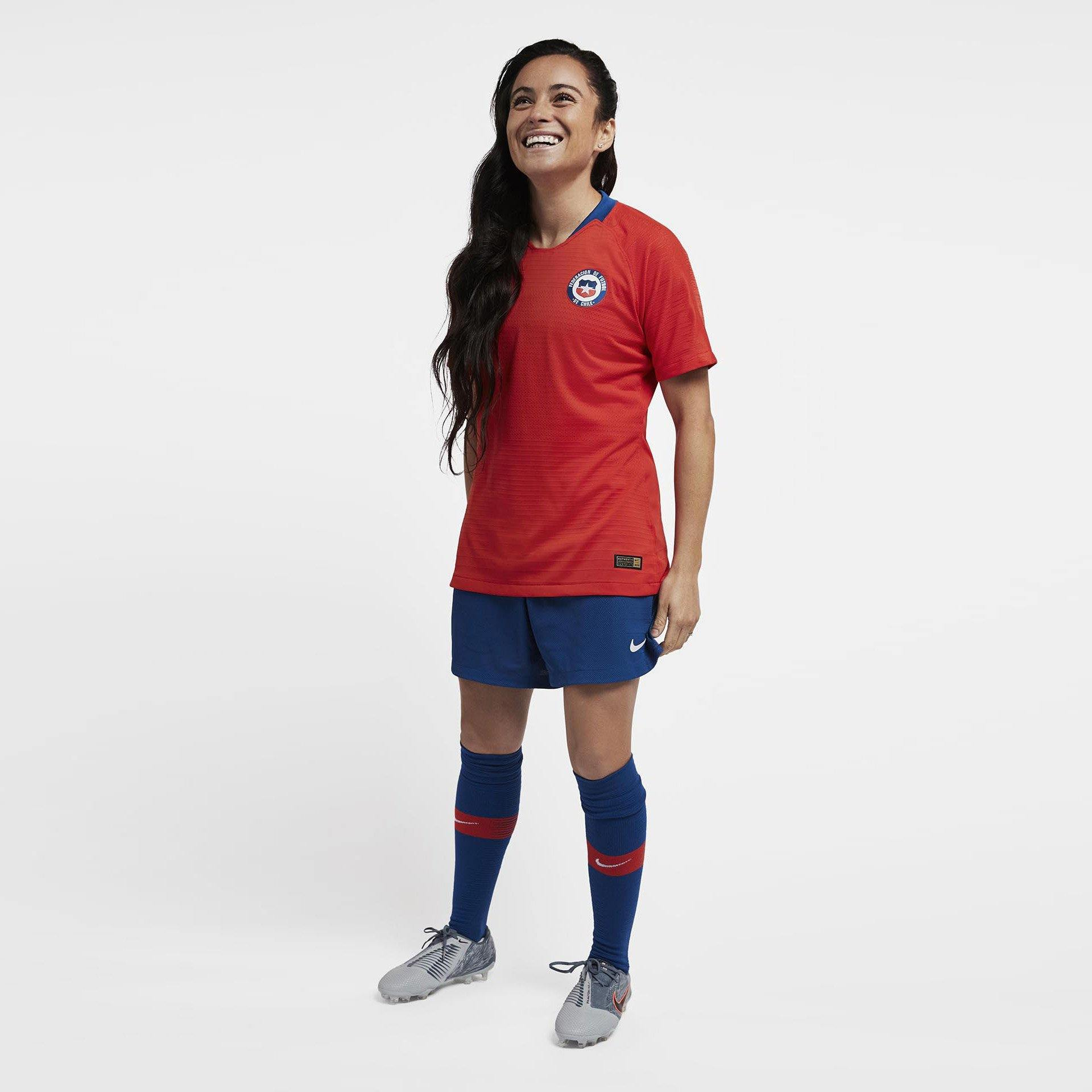 MAILLOT FEMME CHILI 2020 FOOTBALL FOOT COUPE DU MONDE