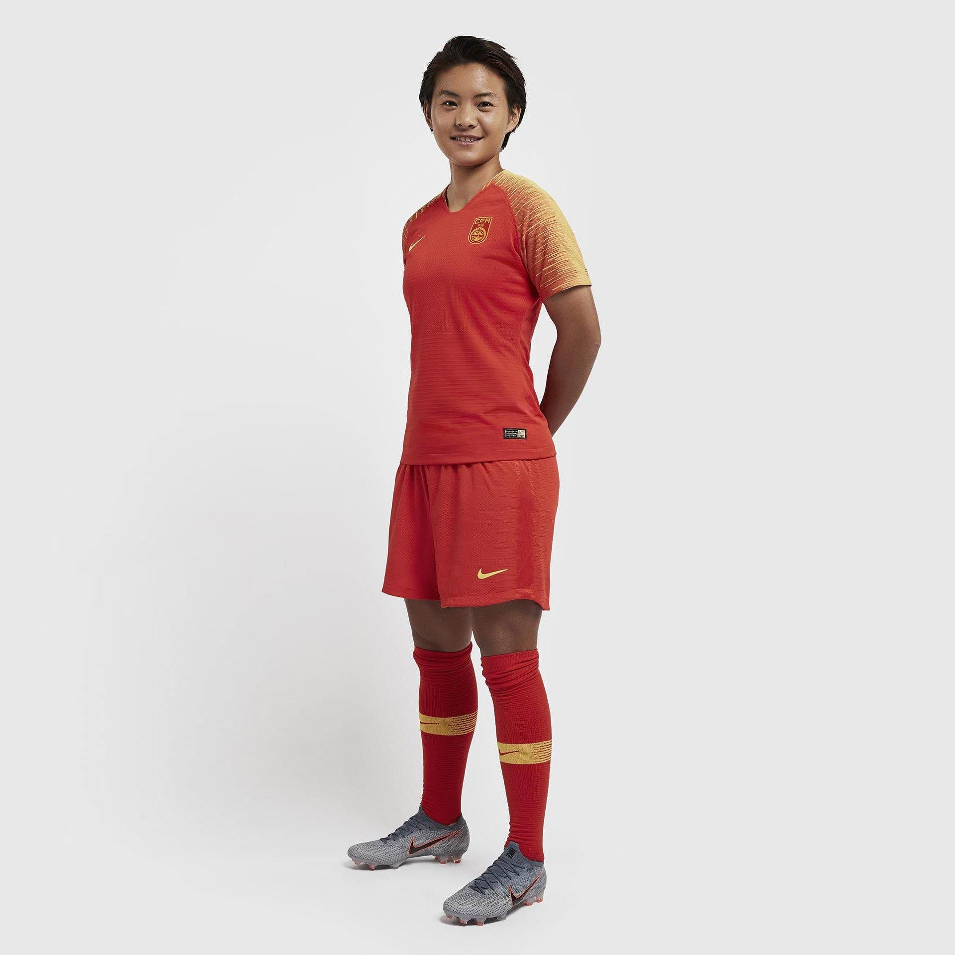 Maillot Femme Chine 2020 Nike Football Foot Coupe Du Monde freeshipping - Foot Online