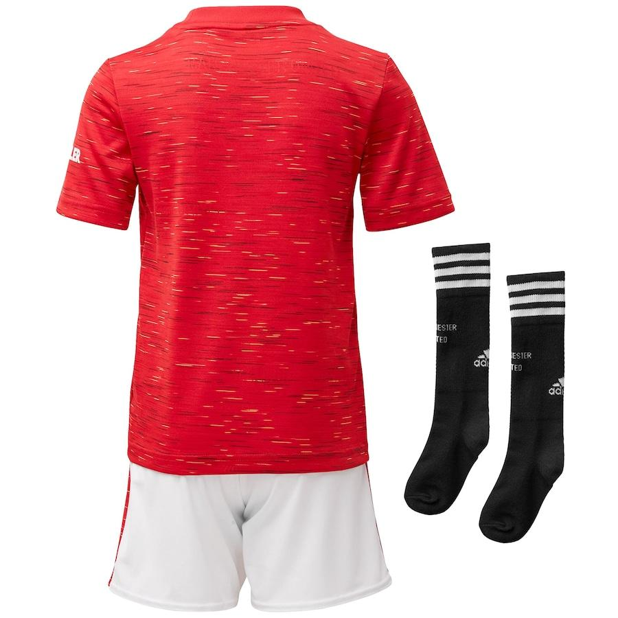 MAILLOT KIT MANCHESTER UNITED HOME 2020 2021 - ENFANT