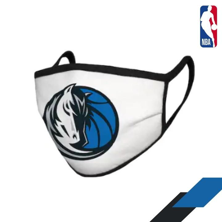 Masque Mavericks NBA Basketball 2020 freeshipping - Foot Online
