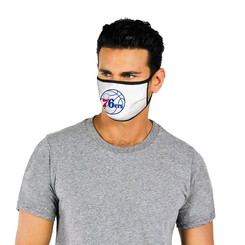 MASQUE NBA BASKETBALL PHILADELPHIA 76 ERS 2020 freeshipping - Foot Online