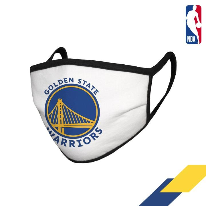 MASQUE NBA BASKETBALL WARRIORS GOLDEN STATE 2020 freeshipping - Foot Online