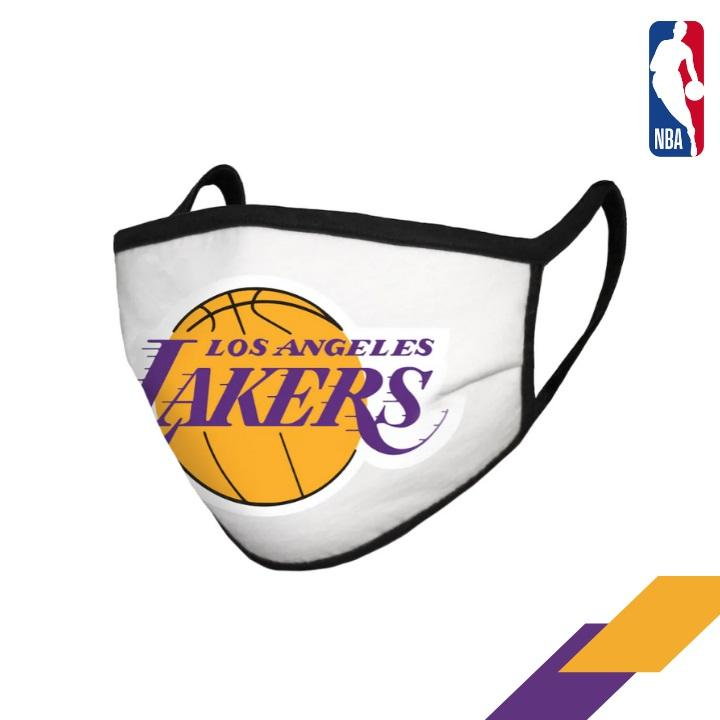 Masque Lakers NBA Basketball 2020 Los Angeles freeshipping - Foot Online