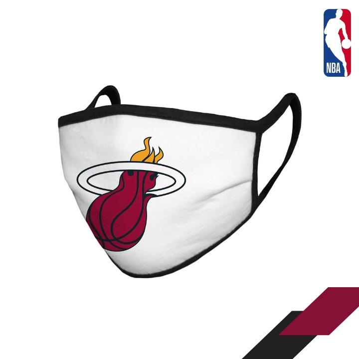 Masque Miami Heat NBA Basketball 2020 freeshipping - Foot Online