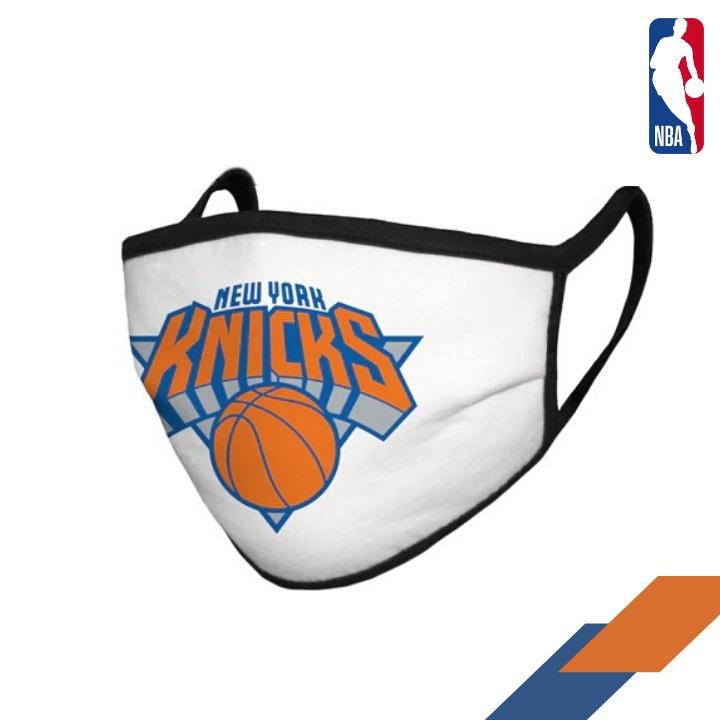 Masque Knicks New York NBA Basketball 2020 freeshipping - Foot Online