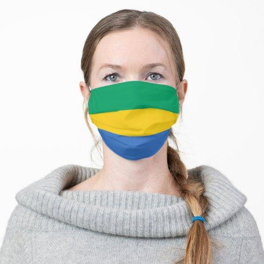 Gabon Masque Drapeau 2020 Adulte/Enfant freeshipping - Foot Online