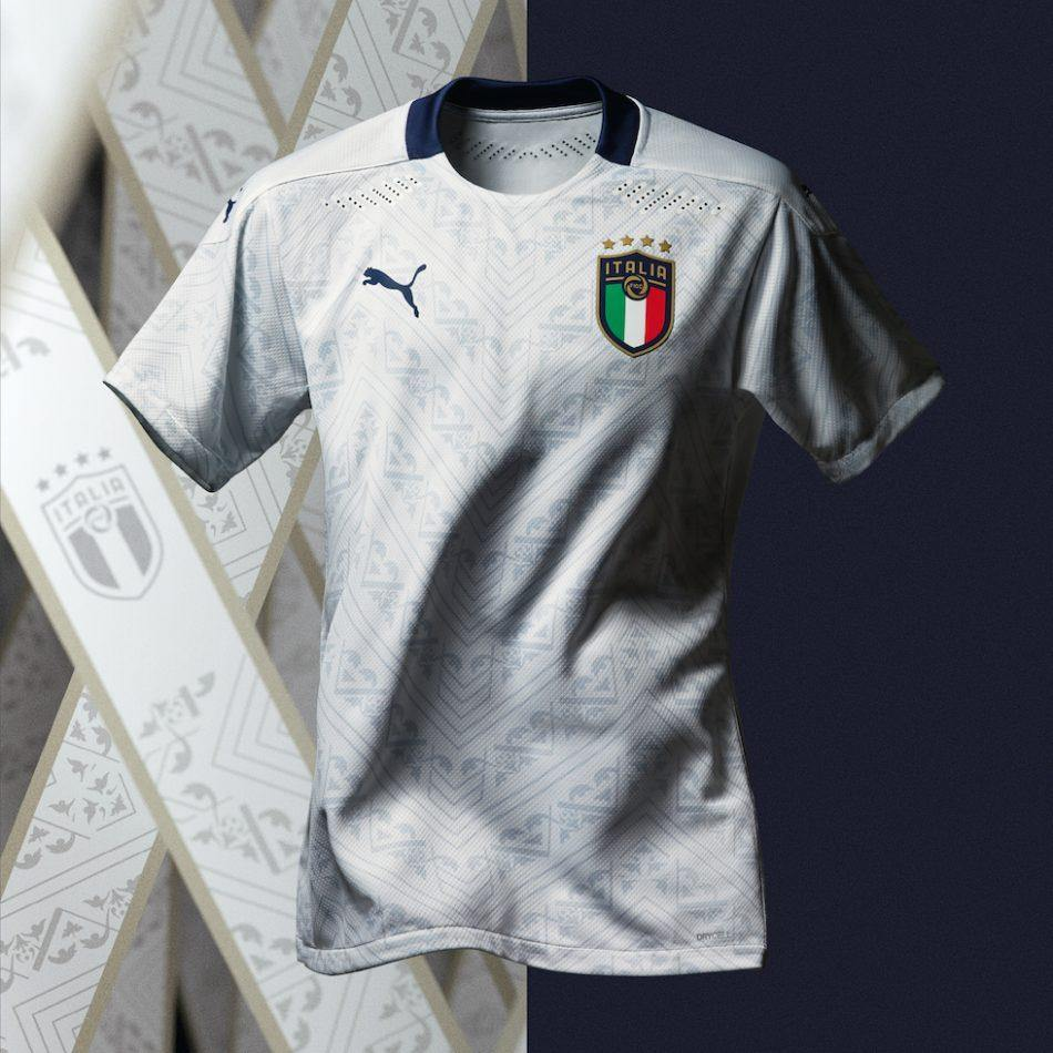 Maillot Italie Euro 2020 Homme Puma freeshipping - Foot Online