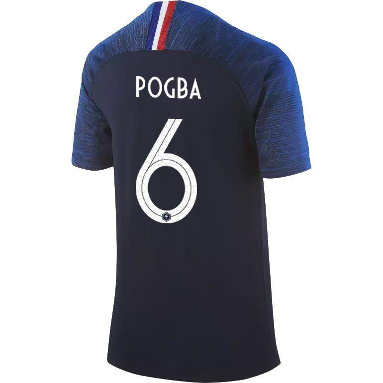 Maillot FFF Vapor 2 étoiles 2018/19 Homme France Football Foot freeshipping - Foot Online