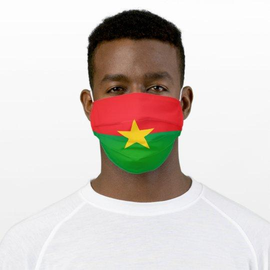 Burkina Faso Masque Drapeau 2020 Adulte/Enfant freeshipping - Foot Online