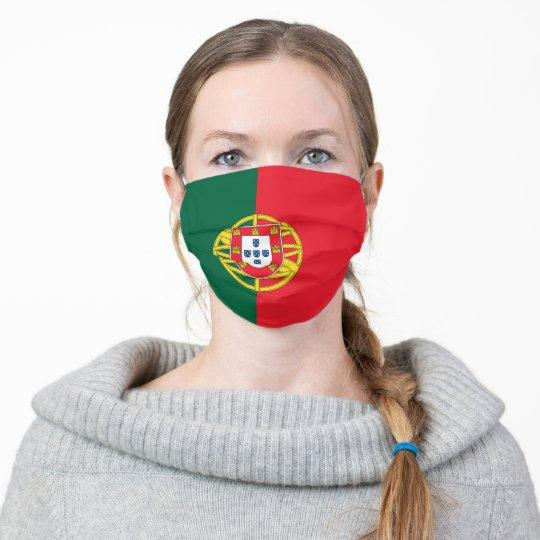 PORTUGAL MASQUE DRAPEAU 2020 ADULTE/ENFANT freeshipping - Foot Online