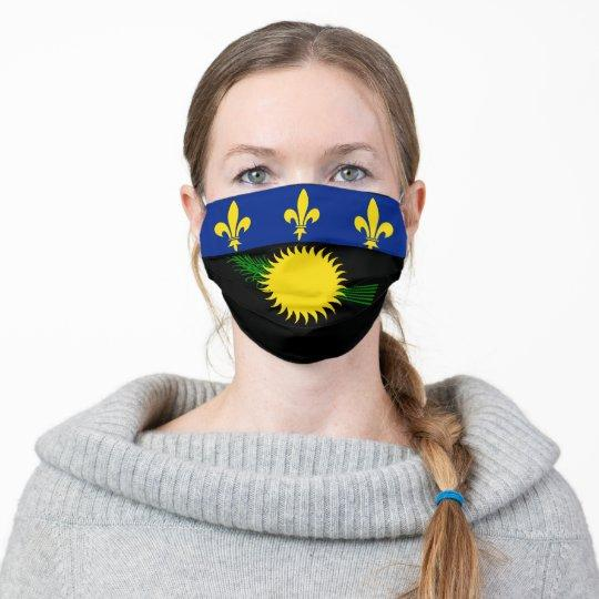 Guadeloupe Masque Drapeau 2020 Adulte/Enfant freeshipping - Foot Online