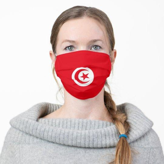 TUNISIE MASQUE DRAPEAU 2020 ADULTE/ENFANT freeshipping - Foot Online