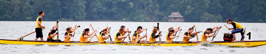 Outrigger Dragon Boat