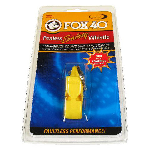 Fox-40 Whistle
