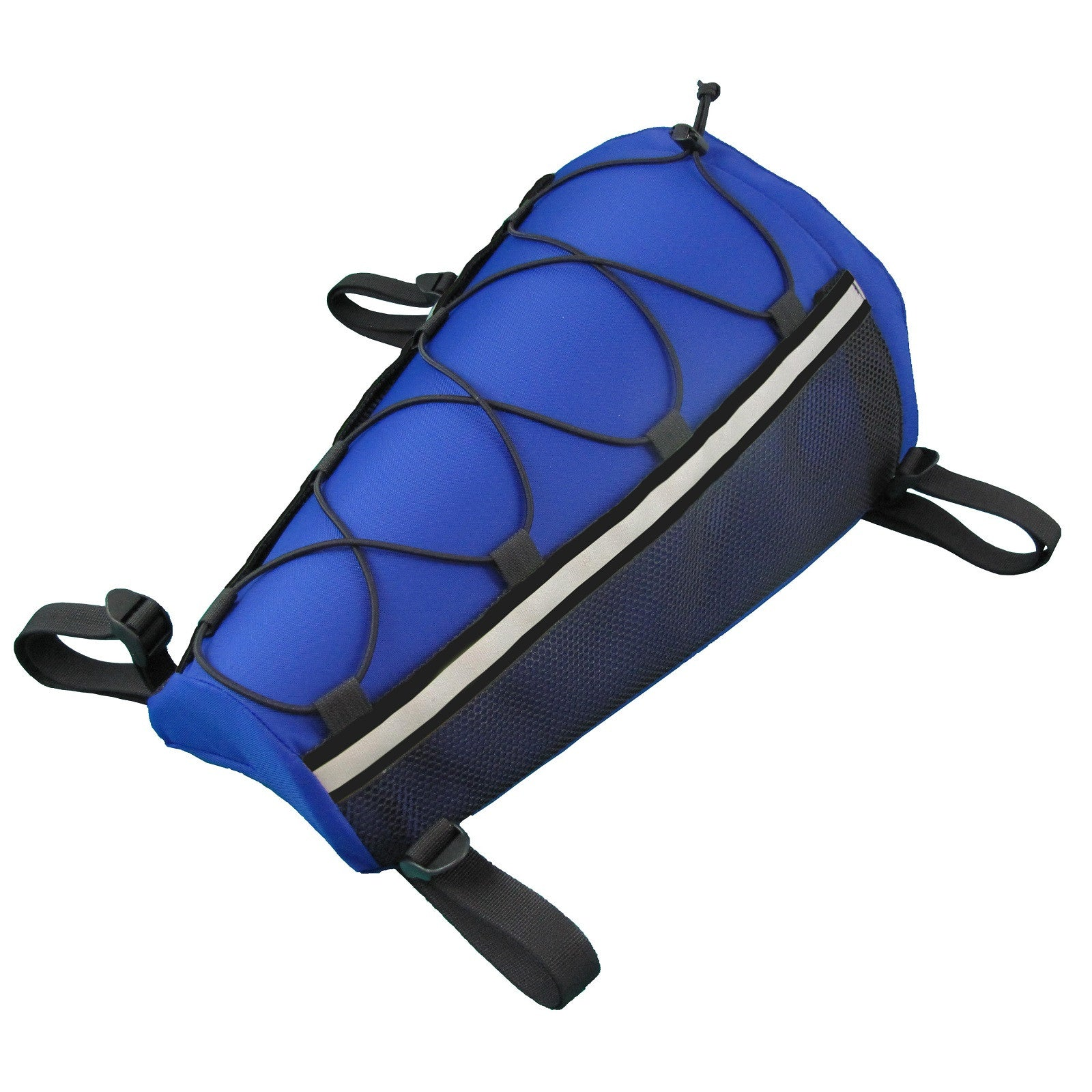 Peaked Deck Bag Blue