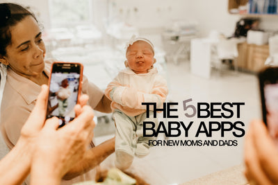 The 5 Best Baby Apps for New Parents