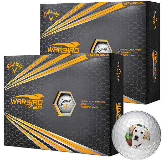Callaway Warbird 2.0 Golf Ball - 2 FOR 30