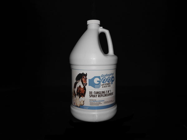 Galloping Goop 5 in 1 De-Tangling Spray - Equine Passion