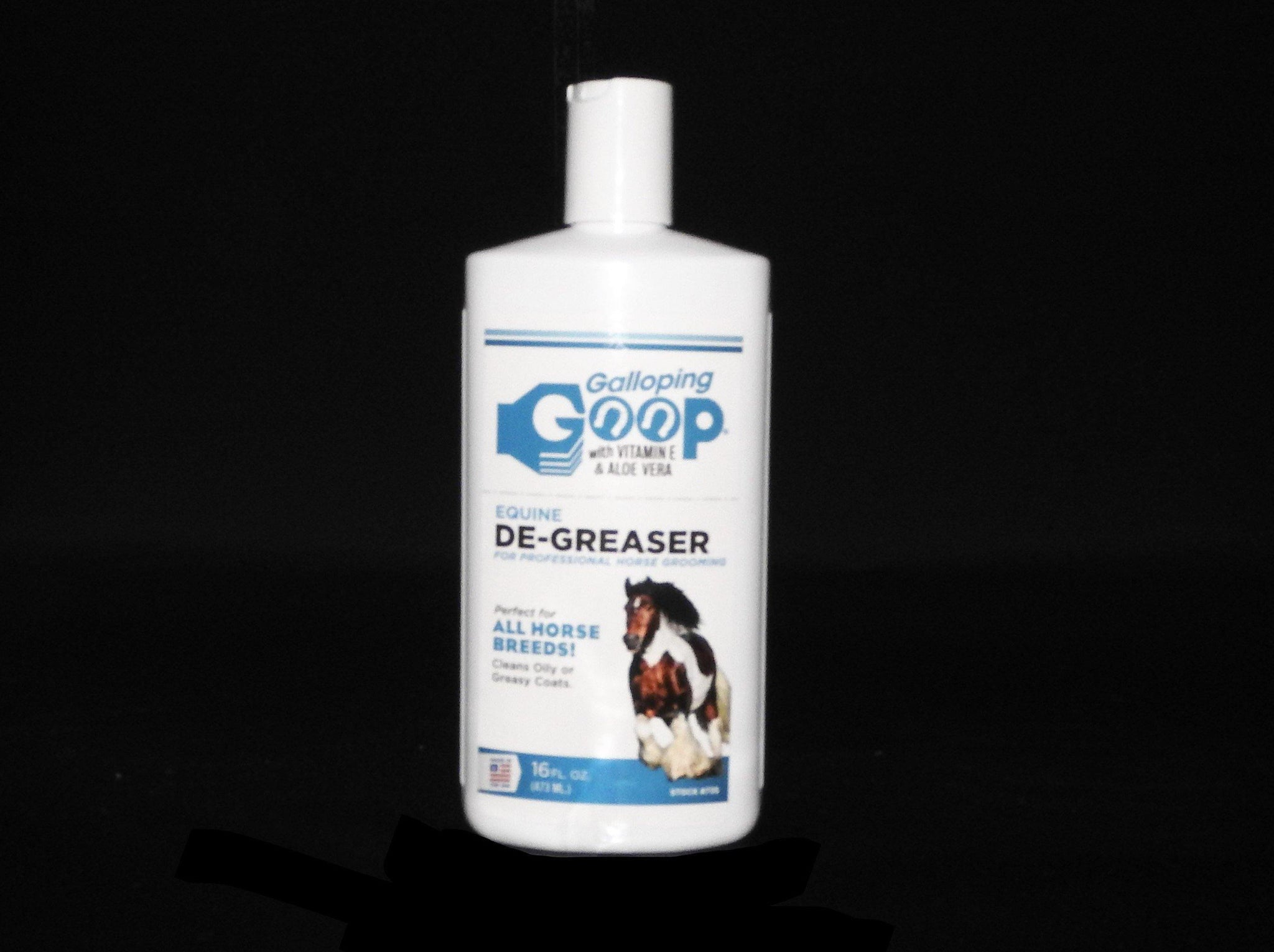 Galloping Goop De-Greaser - Equine Passion