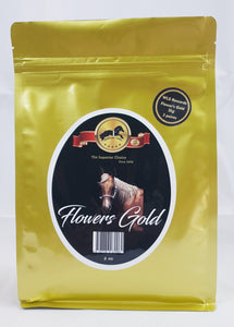 Flowers Gold | equine-passion-minerals.