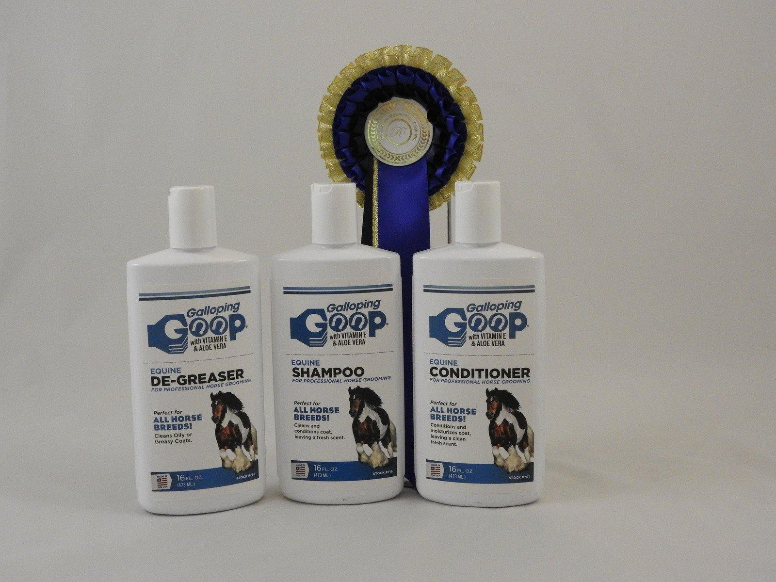Galloping Goop Trial Pack - Equine Passion