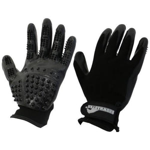 Showmaster Grooming Gloves - Equine Passion
